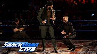 Jinder Mahal mocks Shinsuke Nakamura: SmackDown LIVE, Sept. 12, 2017 | Kholo.pk