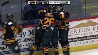 HIGHLIGHTS: Vernon Vipers @ Salmon Arm Silverbacks – April 14th, 2021
