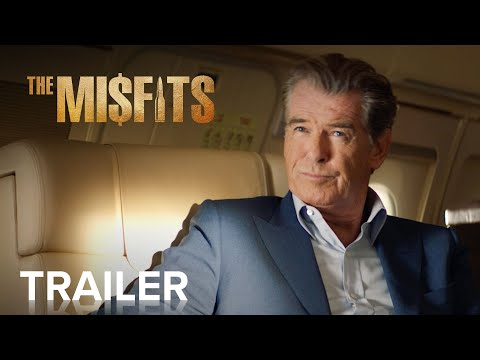 THE MISFITS | Official Trailer | Paramount Movies