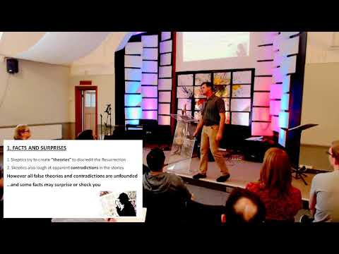 Resurrection Seminar (held at EGCC)