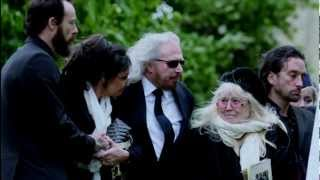 Rings Around The Moon: Robin Gibb Funeral