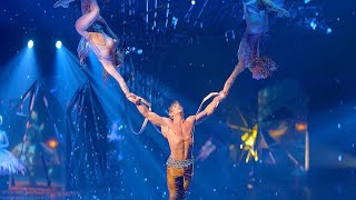 ALEGRIA CIRQUE DU SOLEIL ACTS REVEALED!  First Look From Under The Big Top In Montreal