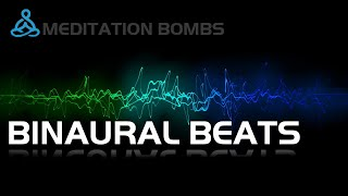 1 Hour of BINAURAL BEATS   Frequency for Sleep, Lucid Dreaming, Healing, Relax   GAMMA WAVES   ☯006