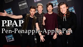 One Direction | Pen-Penapple-Apple-Pen | PPAP