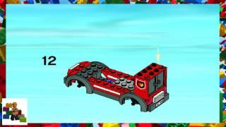 LEGO instructions - City - Fire - 7208 - Fire Station (Book 1)
