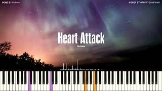SHINee(샤이니) - Heart Attack PIANO COVER