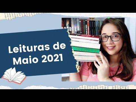 AS 8 LEITURAS DE MAIO 2021? : O melhor mês de leituras do ano? ?   Biblioteca da Rô