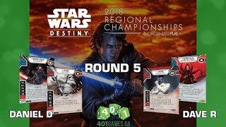 SW: Destiny - Regional @401 Games - Mar 10, 2018 - Round 5