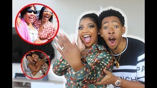 Telling Our Friends & Family We're Engaged!!!