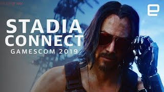 Stadia Connect @ Gamescom 2019 in 10 Minutes