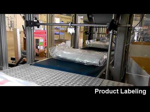 Empacadora Robótica Ergopack para el empaque de suministros médicos