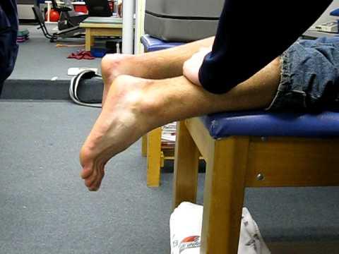 Przyjść poniżej kolana dla tego mięśnia