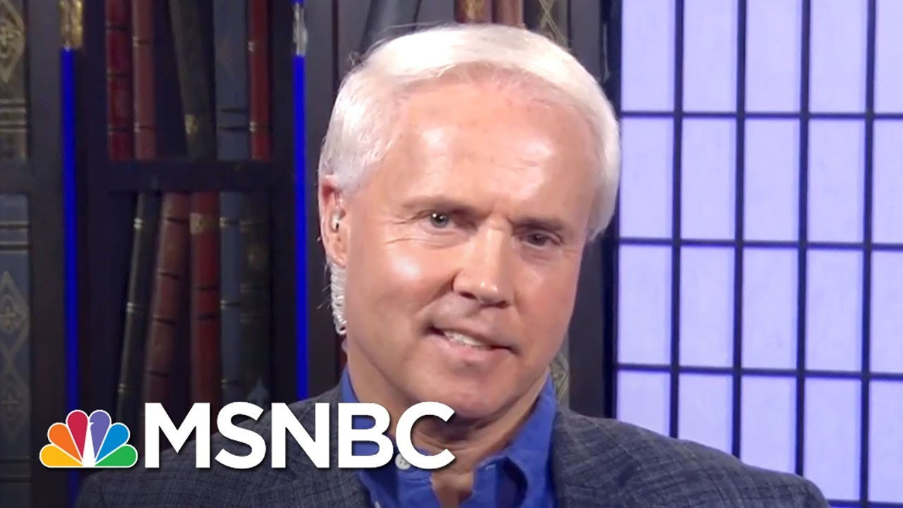 Perry Hooper: Women Accusing Roy Moore Is 'Gutter Politics'   MTP Daily   MSNBC thumbnail