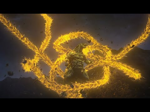 虛空之神與破壞之王的激戰!動畫版哥吉拉最終章《GODZILLA 噬星之物(星を喰う者)》第一彈預告公開!