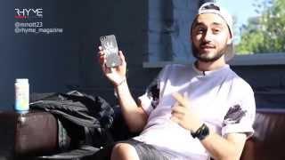 Мот показал и рассказал, что у него в рюкзаке | RHYMEMAG.COM