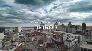 Crain Communications - Our Corporate Offices & Headquarters - Detroit, Michigan