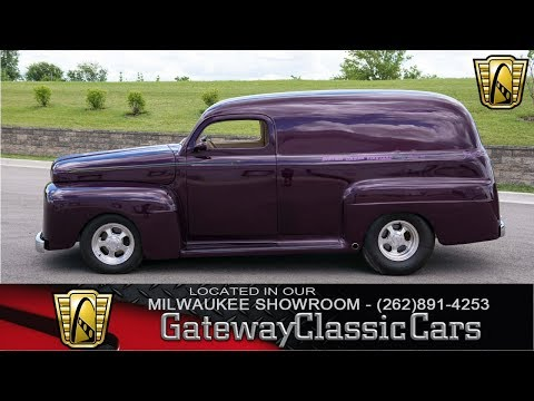 Video of Classic 1948 Ford F100 - LHK0