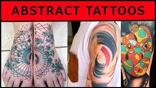 Abstract Tattoos (98 Pictures)
