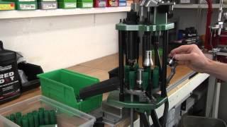 RCBS GRAND Shotshell Reloading Press: Full Progressive Reloading