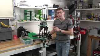 RCBS GRAND Shotshell Reloading Press: Getting Ready To Load