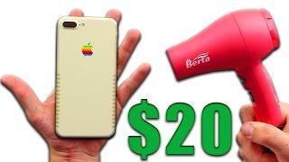 DIY $20 Retro iPhone 7