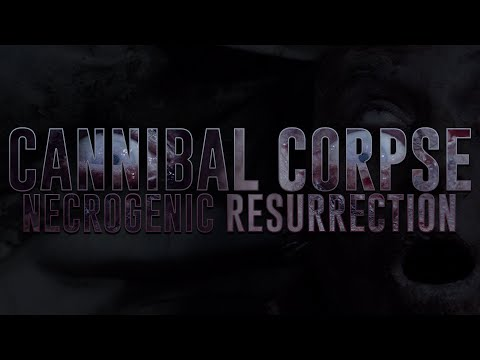 Cannibal Corpse - Necrogenic Resurrection (OFFICIAL VIDEO)
