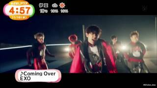 EXO Coming Over Japanese Single Preview PT. 2