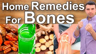 How to CURE BONE AND JOINT PAIN - Remedies, Vitamins, and Supplements for Arthritis, Osteoarthritis