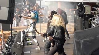 Arch Enemy - No Gods No Masters @ Full Metal Cruise III 2015
