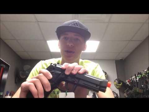 Valken VTM9 Co2 Pistol Review!