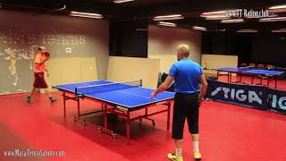 Masa Tenisi Turnuvası  - 103.TT-Rating Turnuvası final Maçı