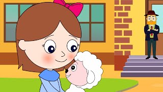 Mary Had A Little Lamb + Kids Songs | Nursery Rhymes Playlist for Children & Baby