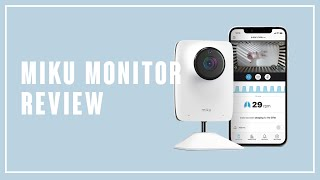 Miku Smart Baby Monitor Review (and Nanit Wear Comparison)