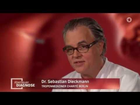 Die Behandlung von ljambli trichopolom