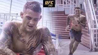 Dustin Poirier Stadium Sprints [Aerobic Power] UFC 242
