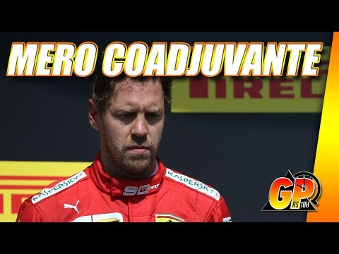 Destruído por Leclerc, Vettel vira ator coadjuvante na Ferrari | GP às 10