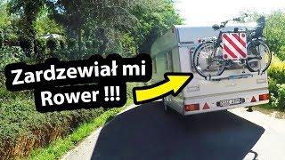 4 Tygodnie na Bagażniku? - Jak Wygląda Rower Po Tym Czasie ???  (Vlog #216)