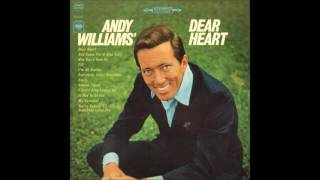 A Fool Never Learns - Andy Williams
