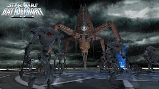 Star Wars Battlefront 2 mods: Umbara Forest Clone Wars Extended Mod