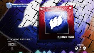 PARITY - Concorde (Radio Edit) (Official Music Video Teaser) (HD) (HQ)