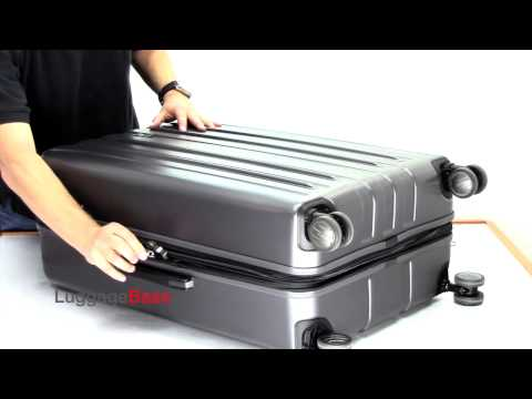 "Delsey Titanium 29"" Spinner Review by LuggageBase.com"