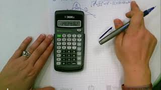 Law Of Cosines Homework Review