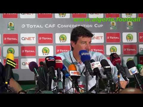 Les réactions du match : USMAlger - Gor Mahia