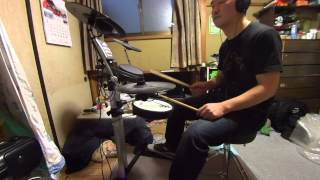 Donald Fagen - Brite Nitegown - HD-3 cover by KATSUO