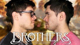 La Historia De Dos Hermanos   CON UN INESPERADO FINAL