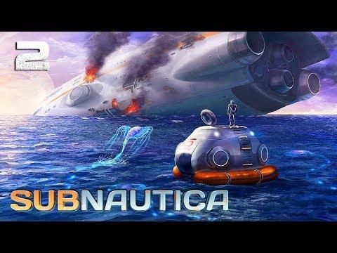 Průzkum Vraků - Subnautica S4 - Díl 2 - Nakashi
