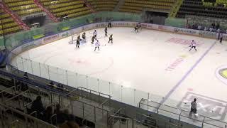 МЛК. Видеообзор матча МХК «Qyran» - МХК «Arlan», игра № 23