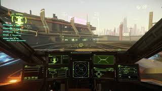 Star Citizen Tutorial - How to Fly & Travel