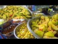 Cambodian sour fruit Popular snack in Cambodia Cambodian street food Country Food In My Village