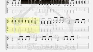 Dolly   Garde Moi GUITAR 1 TAB